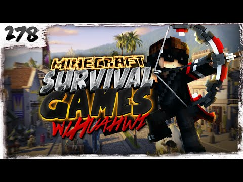 Minecraft Survival Games w/ Huahwi #278: TEAMING ON GOMME!