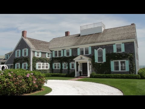 Inside The $27 Million Hilfiger Estate On Nantucket