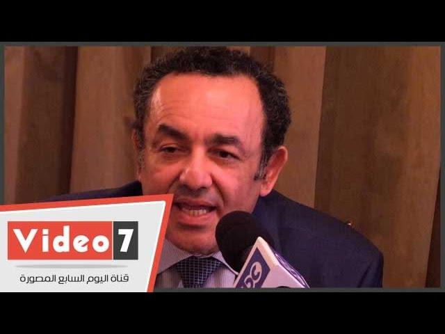 عمرو الشوبكى: الحل الأمنى وحده ليس كافيا للقضاء على الإرهاب