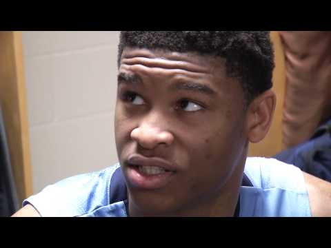UNC Men's Basketball: Hicks & Paige Post Boston College
