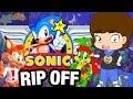 Sonic The Hedgehog RIP OFFS - ConnerTheWaffle