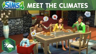 The Sims 4 Seasons: Official Launch Trailer