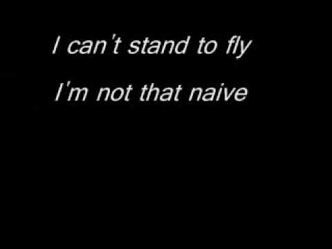 Five For Fighting - Its Not Easy To Be Me : Lyrics
