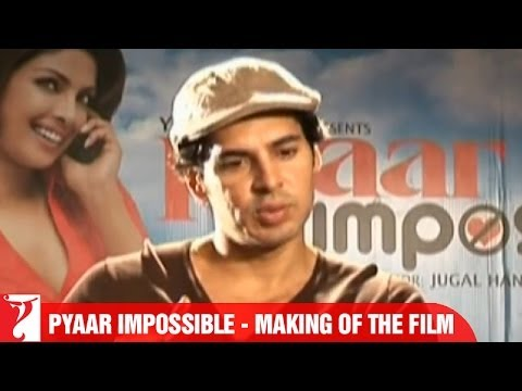Making Of The Film - Part 3 - Pyaar Impossible