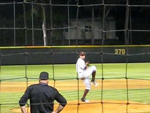 Arizona State Sophomore LHP Mitchell Lambson