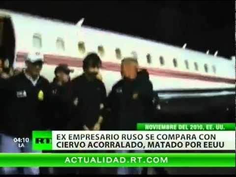 EL EXTRAÑO CASO DEL EMPRESARIO RUSO VIKTOR BOUT, PRESO EN EE.UU.