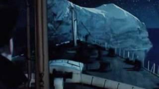 Titanic 3D - titanic - iceberg collision