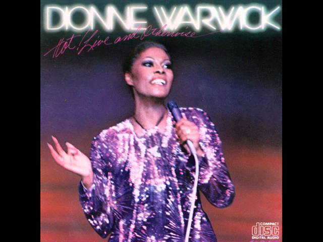 Dionne Warwick - No Night So Long - Live 1981