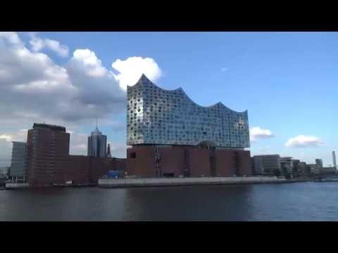 Hafenrundfahrt in Hamburg mit der Mein Schiff 5 - Elbphilharmonie Hamburg - Bilder, Informationen