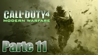 Call of Duty 4: Modern Warfare Gameplay Español Parte 11 - Pc 1080p 60 fps - No Comentado