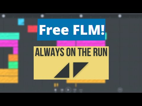 Always on the run - Avicii (FREE FLM)