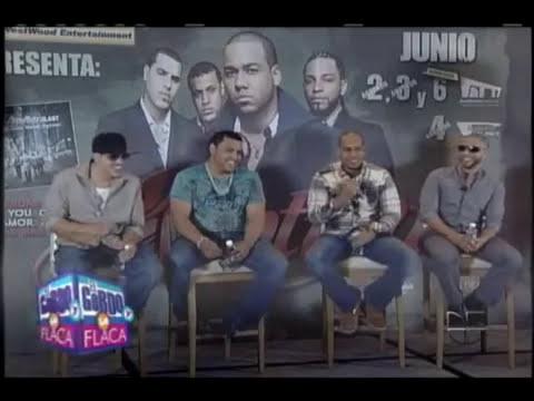 Romeo De Aventura Cuenta Una De Sus Anecdotas En Una Entrevista! (Aventura 2010)