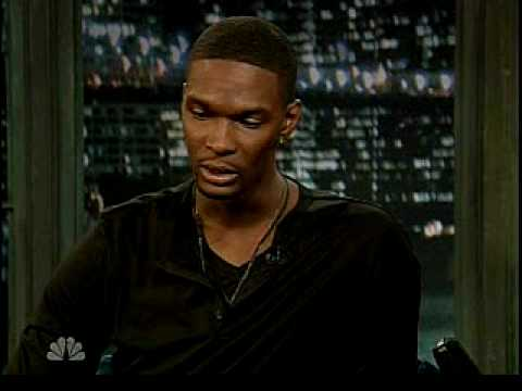 Chris Bosh On Jimmy Fallon July 27 2010 CBTV Video