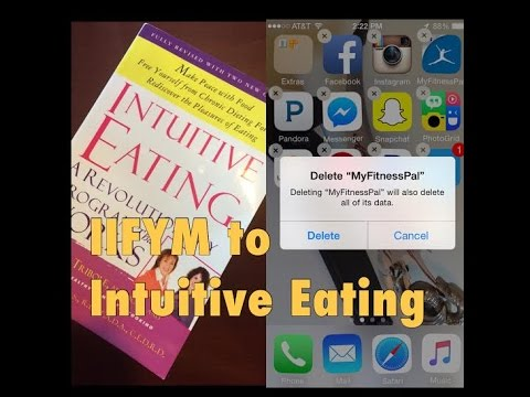 IIFYM to Intuitive Eating