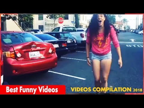 Popular Funny Videos - Watch Best Funny Comedy Videos 2018 | Part 16 | October 2018