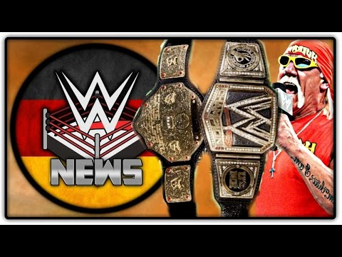 Zwei WWE World Titel?! Hulk Hogan vor großem Comeback? (Wrestling News Deutsch/German)