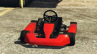 GTA 5 MOD GANGSTER : HO UCCISO TREVOR CON UN MACHETE😈 + Go-Kart #18