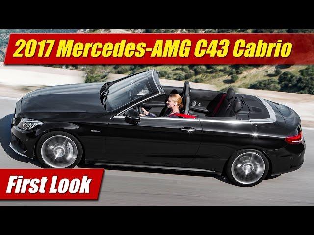 sddefault 2017 Mercedes Benz C Class Cabriolet