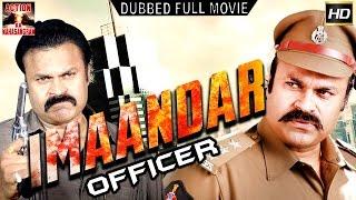 Imaandar Officer l 2017 l South Indian Movie Dubbed Hindi HD Full Movie