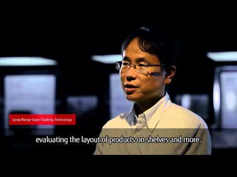 Gaze Tracking Technology - the Possibilities and Future[FUJITSU JOURNAL]