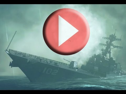 Battleship: Official HD gameplay video game trailer - PS3 X360 DS 3DS Wii