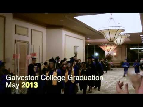 Galveston College Graduation May2013