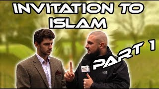 Video: Choo-Choo! Who put me on this Train of Life? - Muhammad Tawheed vs Sebastian 2/3