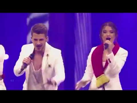 Eurovision 2019 participants exchange their songs (Part 2)