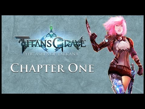 The Journey Begins!  | Chapter 1 | TITANSGRAVE