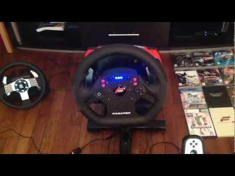 CSR Elite FANATEC G27 Wheel Playseat HD PVR