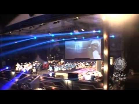 live performance Hadroh MAHABBATUSSHOLIHIN 2013