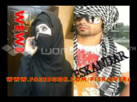 Funny Pakistani Calling Saudi Girl video