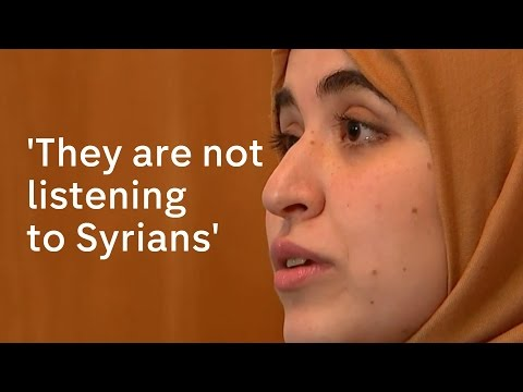 Syria airstrikes: Syrians in the UK say what they think about military action