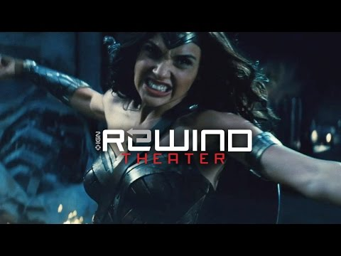 Batman v Superman: Dawn of Justice Trailer 2 - Rewind Theater