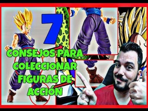 ¡¡7 CONSEJOS para COLECCIONAR FIGURAS!!