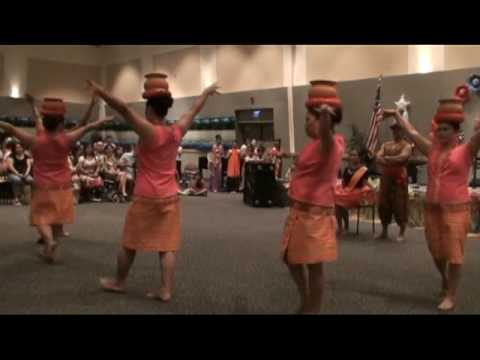 Philippine Ethnic Dance Inspired By The Mountain Provinces video
