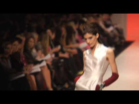 Toronto Fashion Week 2009: David Dixon - Fall 2009