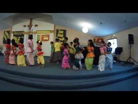 Chicago Avurudu Celebrations 2013 - Game Suwanda video