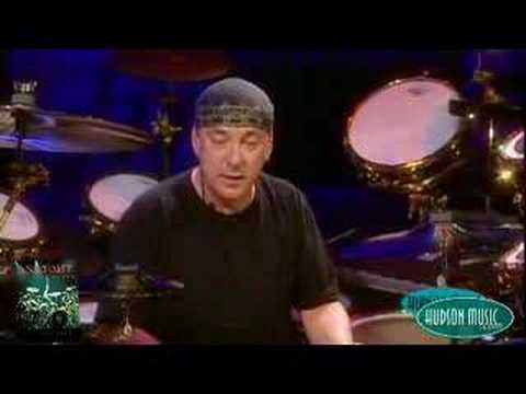 Neil Peart: The Time Barrier