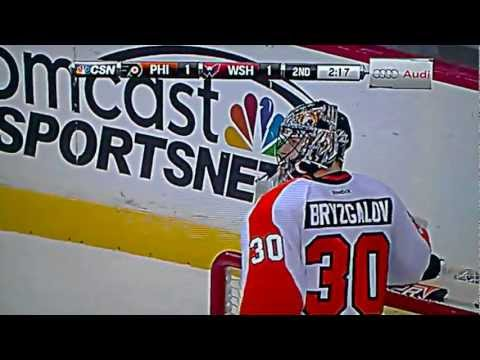 NHL Highlights: Philadelphia Flyers vs Washington Capitals 2/1/2013