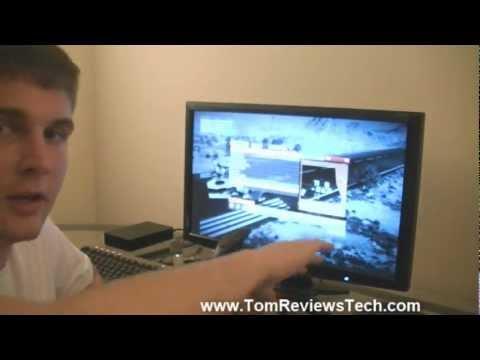Battlefield 3 Joystick - Logitech Attack 3