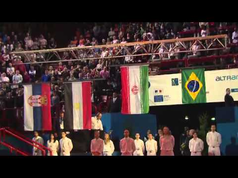 2012 World Senior Karate Championships - Live Morning Session Finals - 24 November
