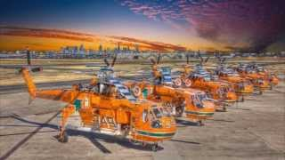 As The Rotors Turn with Erickson Air-Crane II [2012 EDITION]