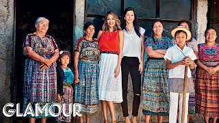 Jessica Alba and Rebecca Minkoff Go to Guatemala