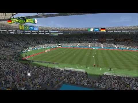 Germany v Algeria World Cup 2014 30/06/2014