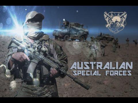 Australian Special Forces || SASR | TAG | Commandos