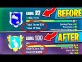The ABSOLUTE FASTEST Way To LEVEL UP In Fortnite! (Fortnite Battle Royale LEVEL UP FAST)