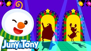 Christmas Riddles | Christmas Songs for Kids  | Guess what! | Preschool Songs | KizCastle