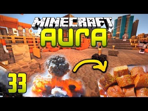 Minecraft AURA #33 - Currywurst als Rettung? :D l GommeHD