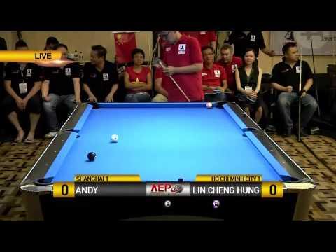 Andy Lin (Shanghai) vs Cheng Hung (HoChiMinh)